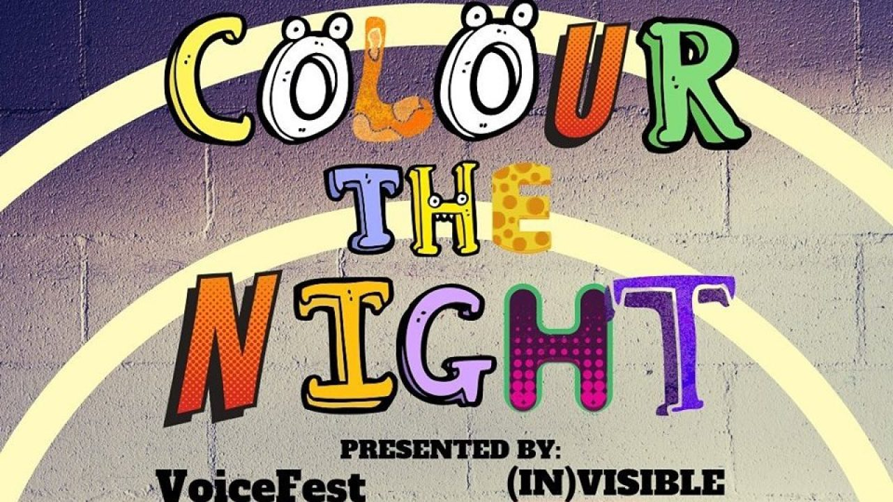 Colour the night - fb